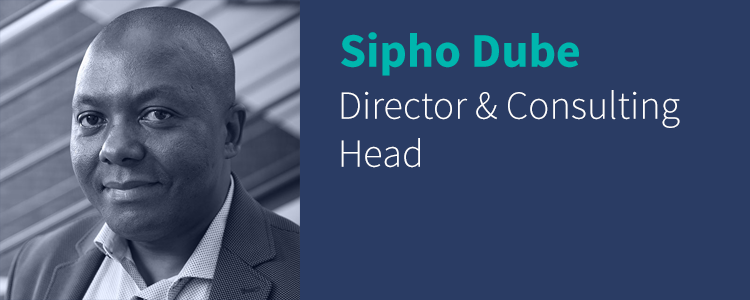 Sipho Dube - Director & Consulting Head